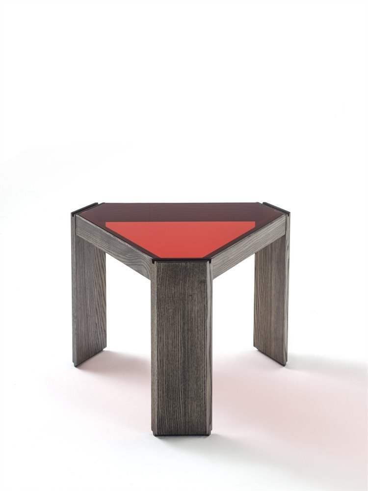 Tony Side Table coffee from Porada, designed by Essetipi