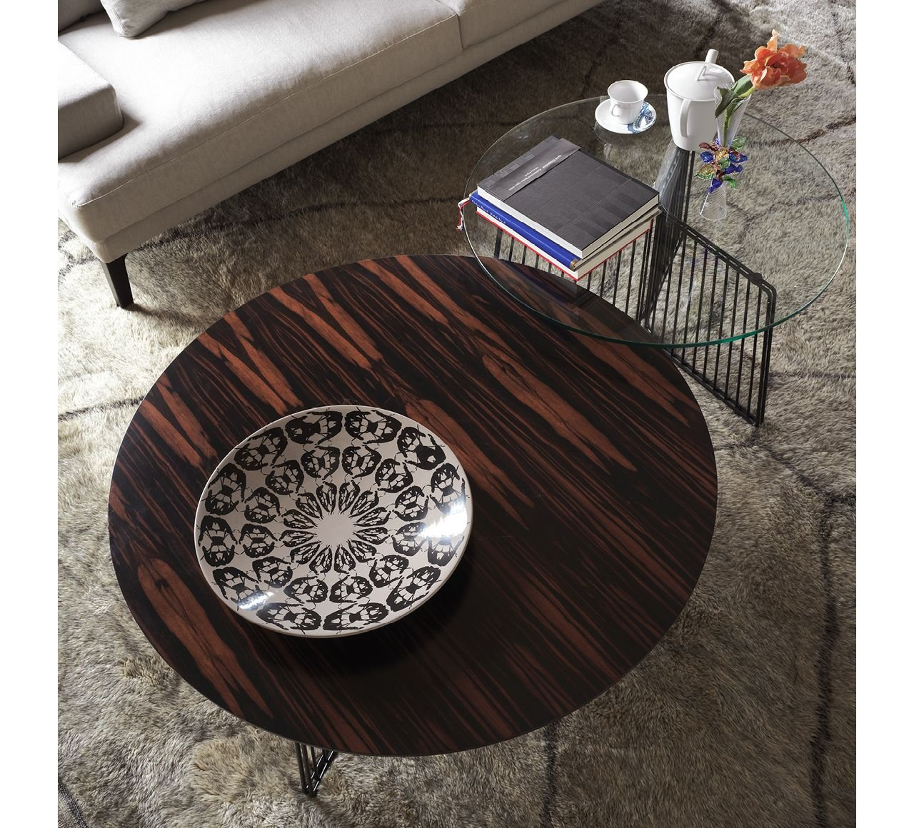 Anapo Coffee Table from Driade