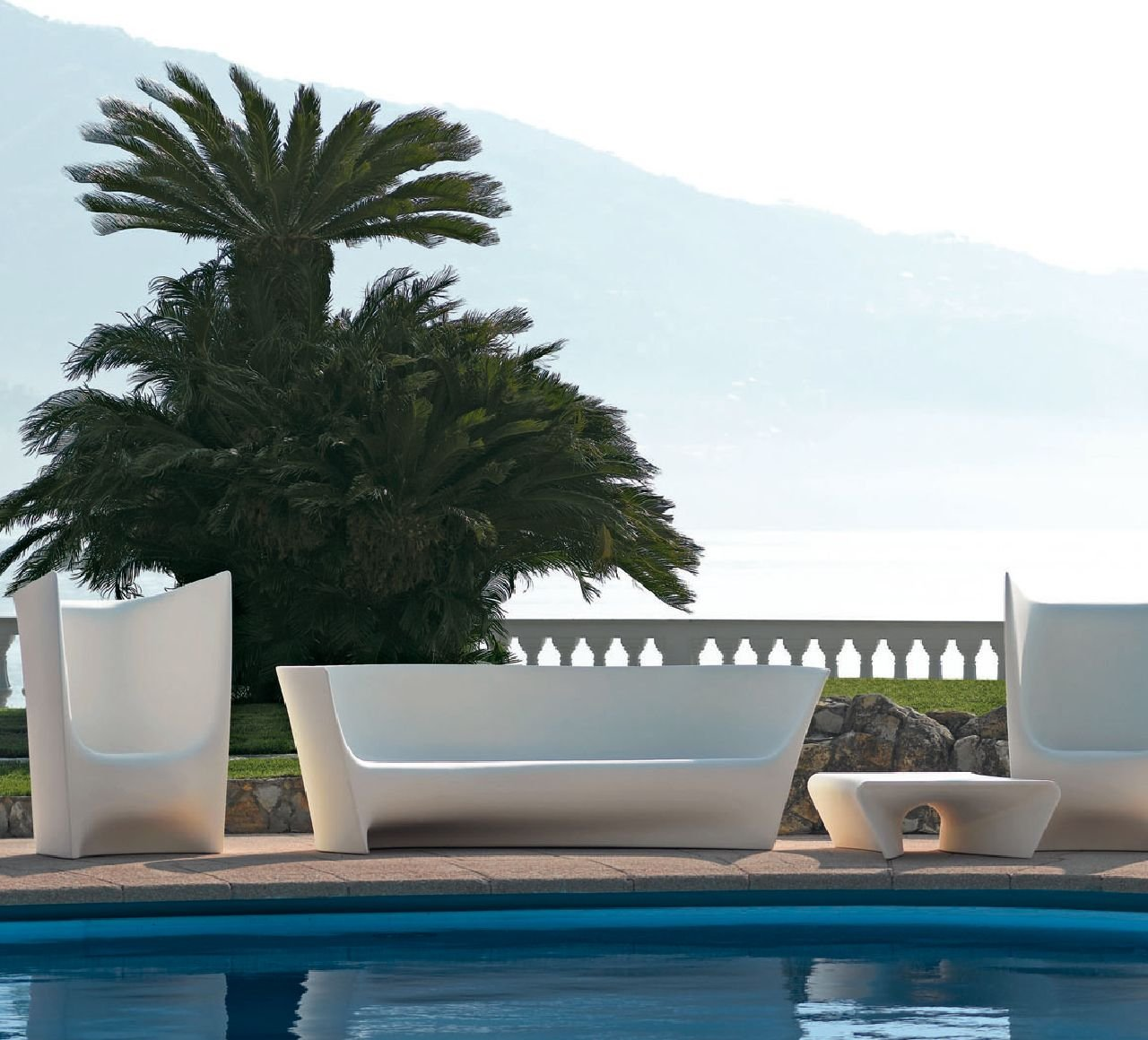 Piaffe Table console from Driade