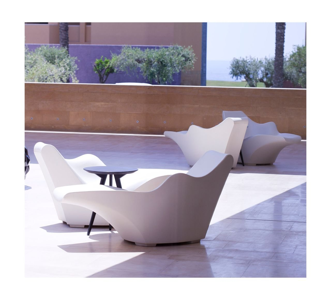 Tokyo-Pop Daybed from Driade