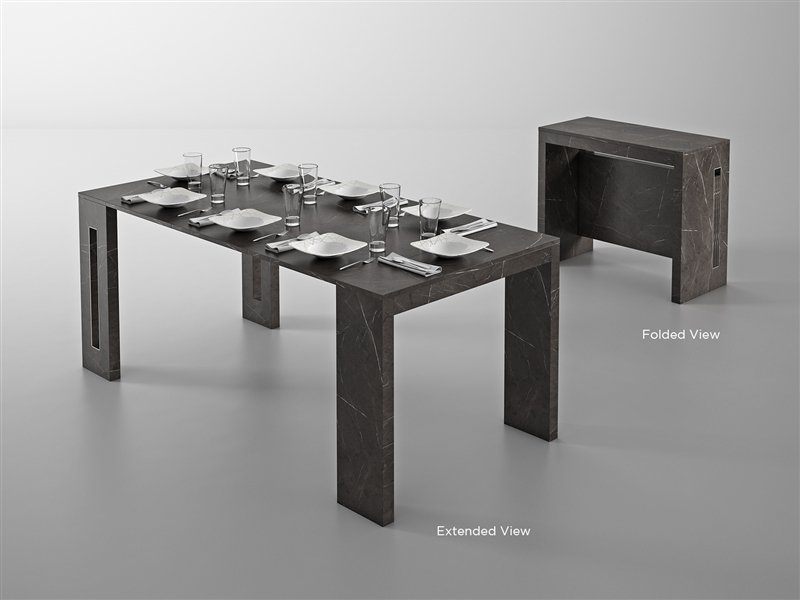 Elasto Extendable Console Dining Table  from Casabianca
