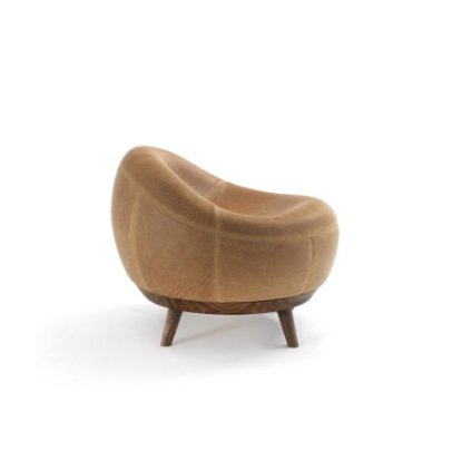 Maui Soft Chair lounge from Riva 1920, designed by Terry Dwan