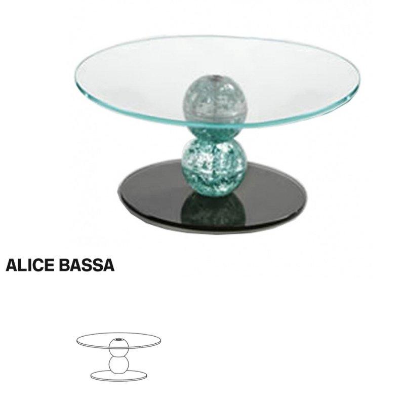 Il Paese delle Meraviglie end table from Tonelli