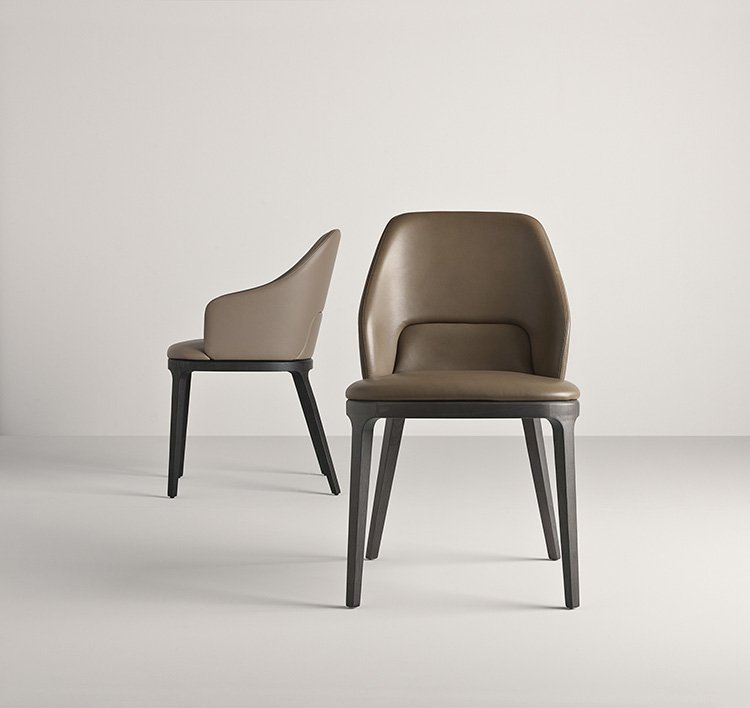 Doa P Chair from Frag, designed by Alessandro Dubini