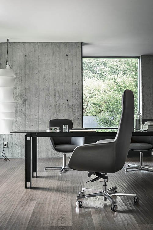 Mea Chair from Frag, designed by Alessandro Dubini