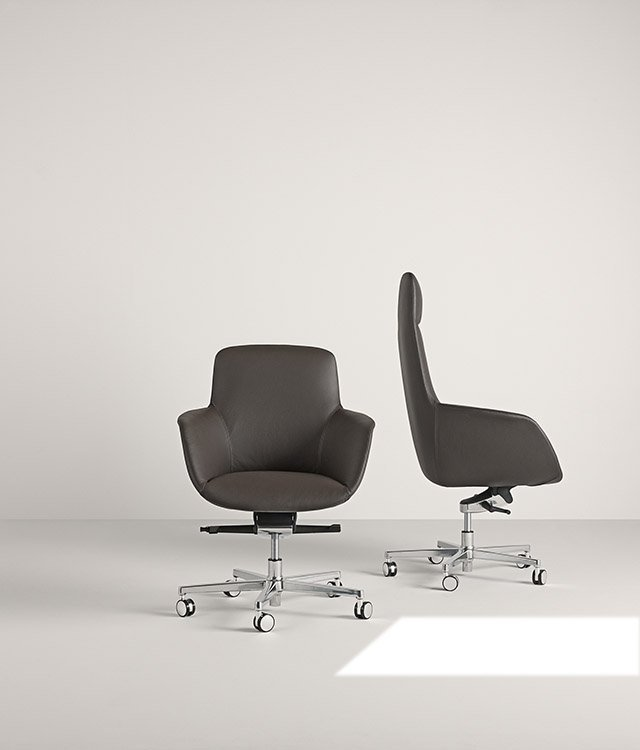 Mea H AR Chair from Frag, designed by Alessandro Dubini