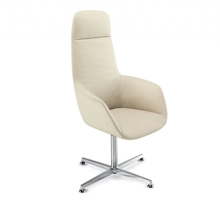 Mea H C Chair from Frag, designed by Alessandro Dubini