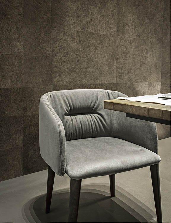 Sofy Armchair from Frag, designed by Busetti Garuti Redaelli