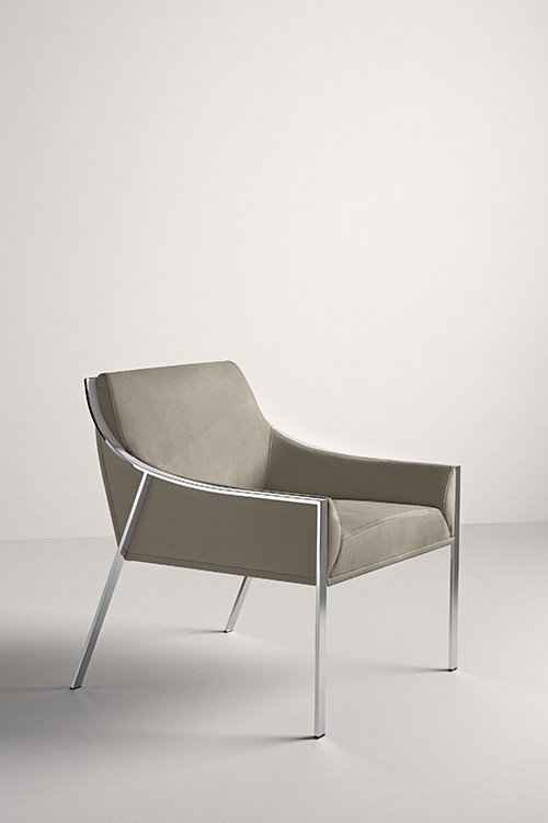 Aileron L Lounge Chair from Frag
