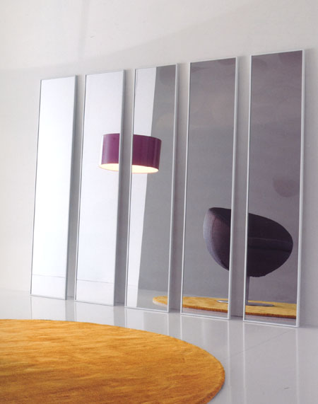 Riflesso mirror from Doimo