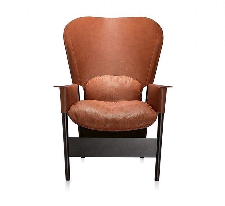 Heta Lounge Chair from Frag, designed by Philippe Bestenheider