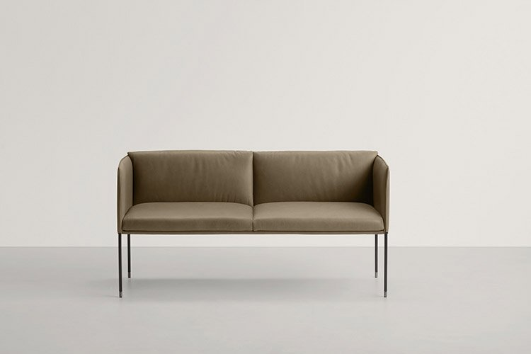 Square Sofa Bed from Frag, designed by Christophe Pillet