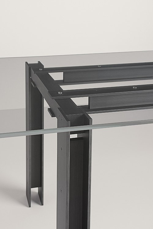 Bridge Dining Table from Frag, designed by Mist-O
