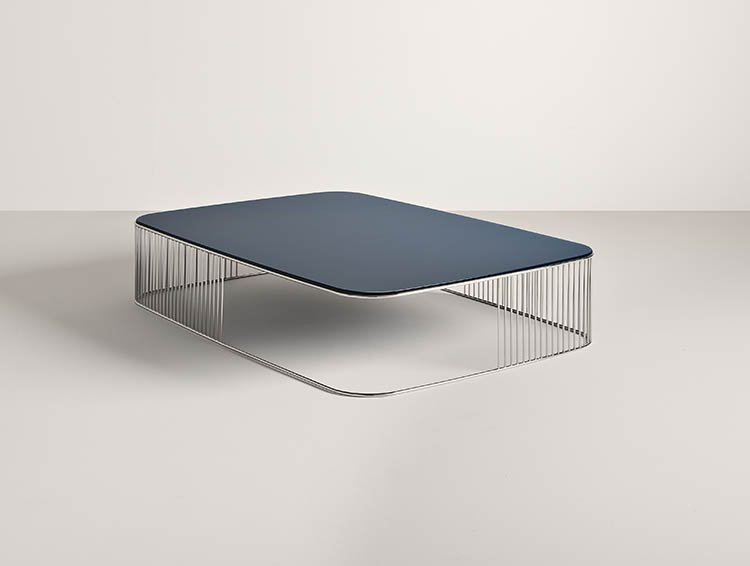 Comb Coffee Table from Frag, designed by Gordon Guillaumier
