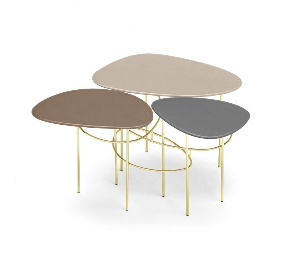 Viae 3 Coffee Table from Frag, designed by Analogia Project