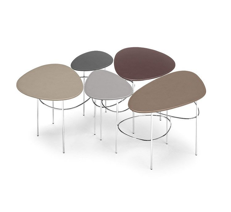 Viae 5 Coffee Table from Frag, designed by Analogia Project