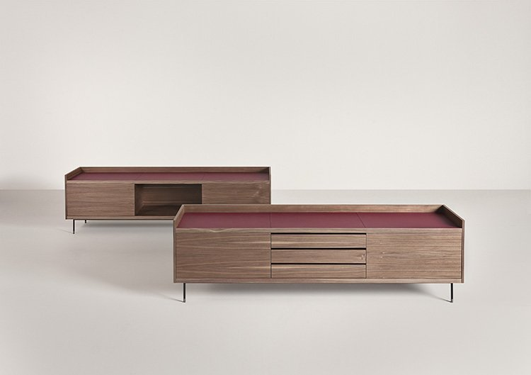 Prive B Sideboard cabinet from Frag, designed by Christophe Pillet