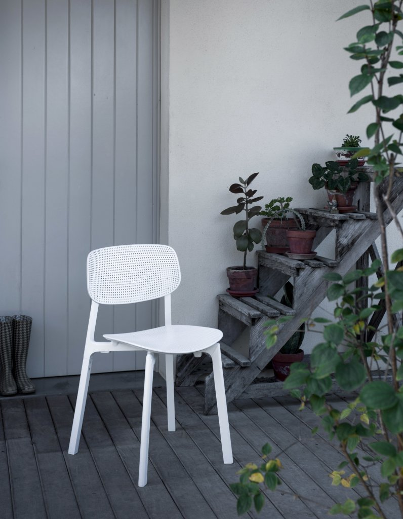 Colander Chair from Kristalia