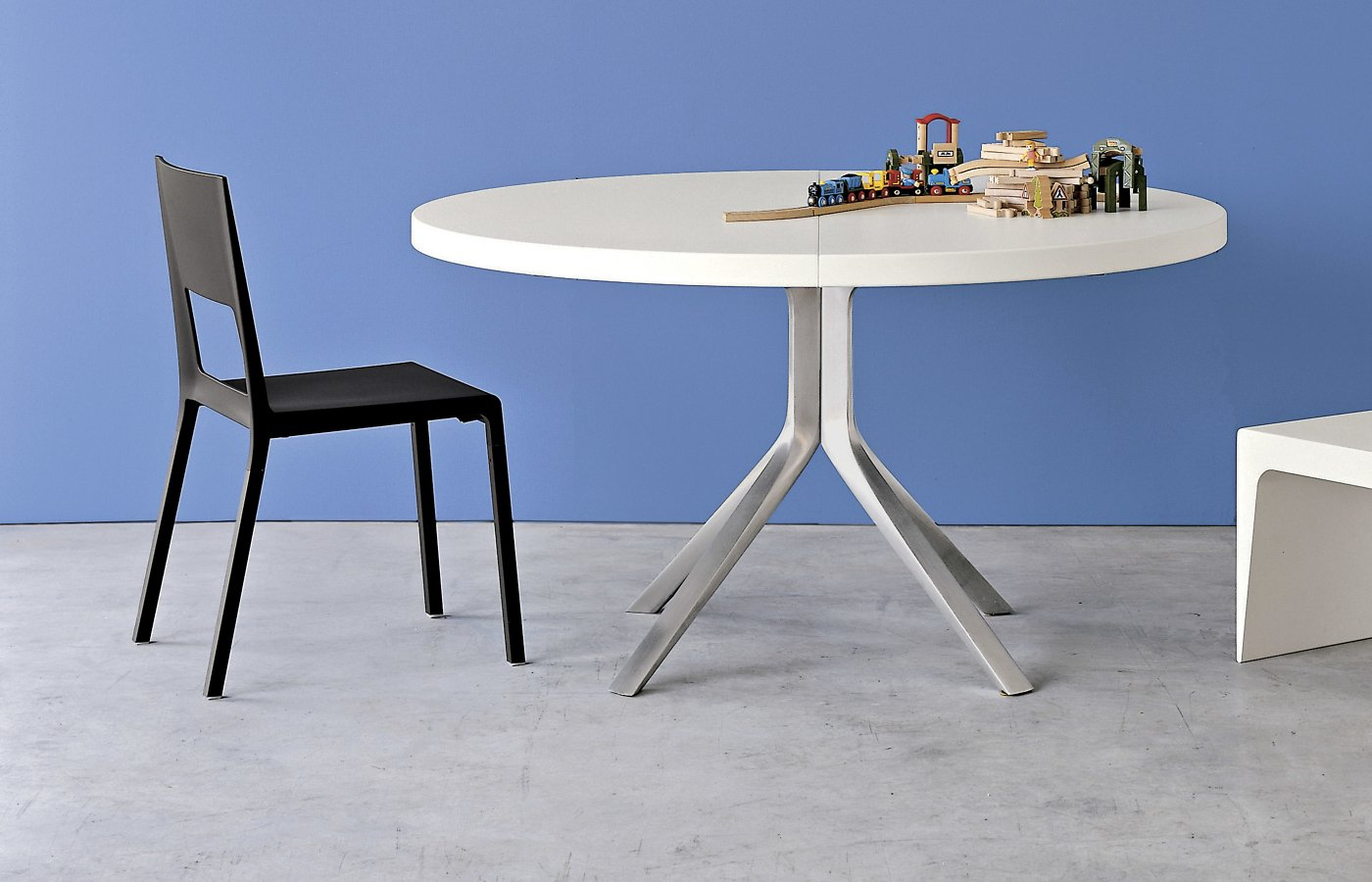 Face Chair from Kristalia, designed by Luca Nichetto