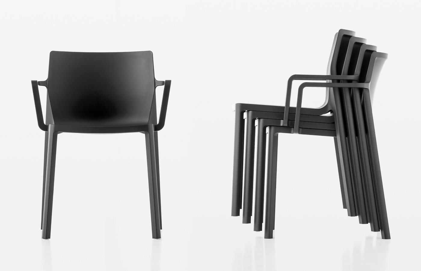 LP Chair from Kristalia, designed by Lucidipevere