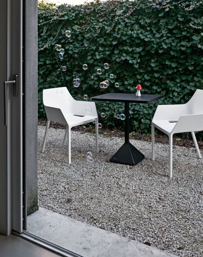 Mem Chair from Kristalia, designed by Christophe Pillet