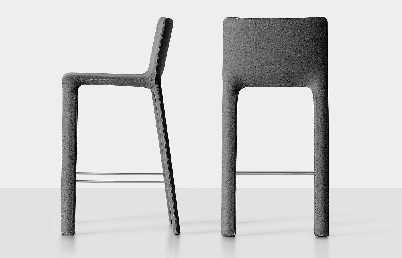 Joko stool from Kristalia, designed by Bartoli Design