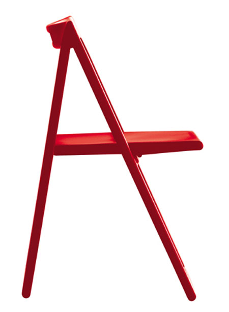 Enjoy chair from Pedrali, designed by Dondoli and Pocci
