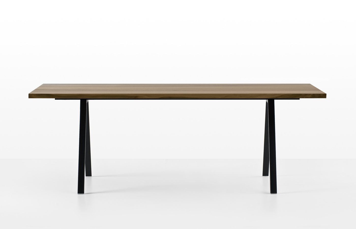 Neat Table conference from Kristalia, designed by Christophe Pillet