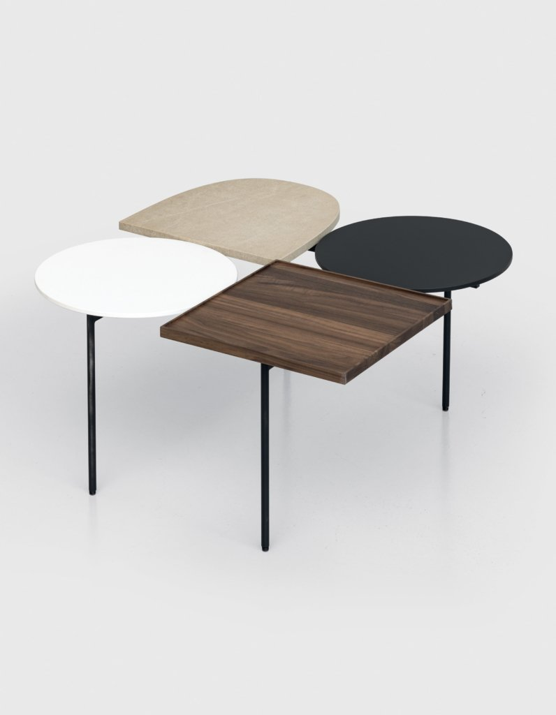 Constellation Coffee Table from Kristalia, designed by Luca Nichetto