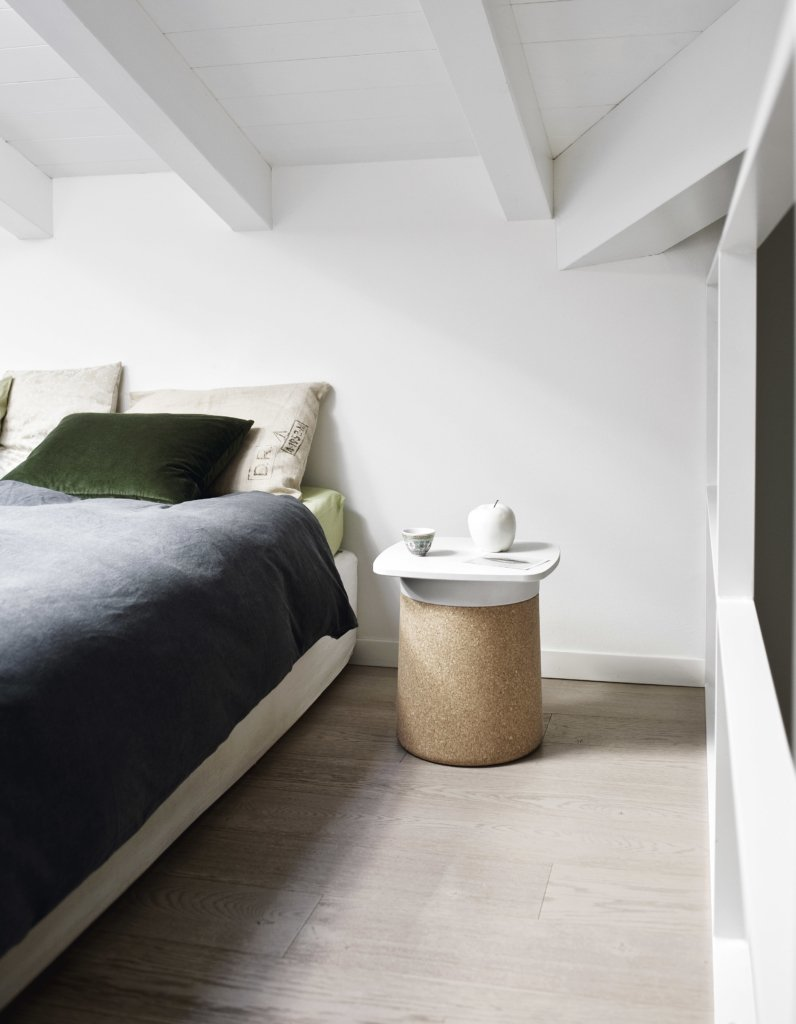Degree Bedside Table end from Kristalia, designed by Patrick Norguet
