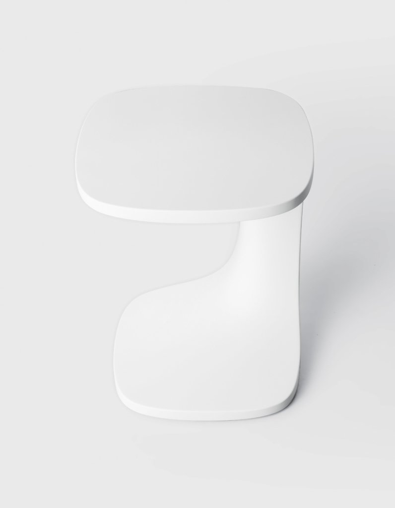 Font Side Table end from Kristalia, designed by Claesson Koivisto Rune