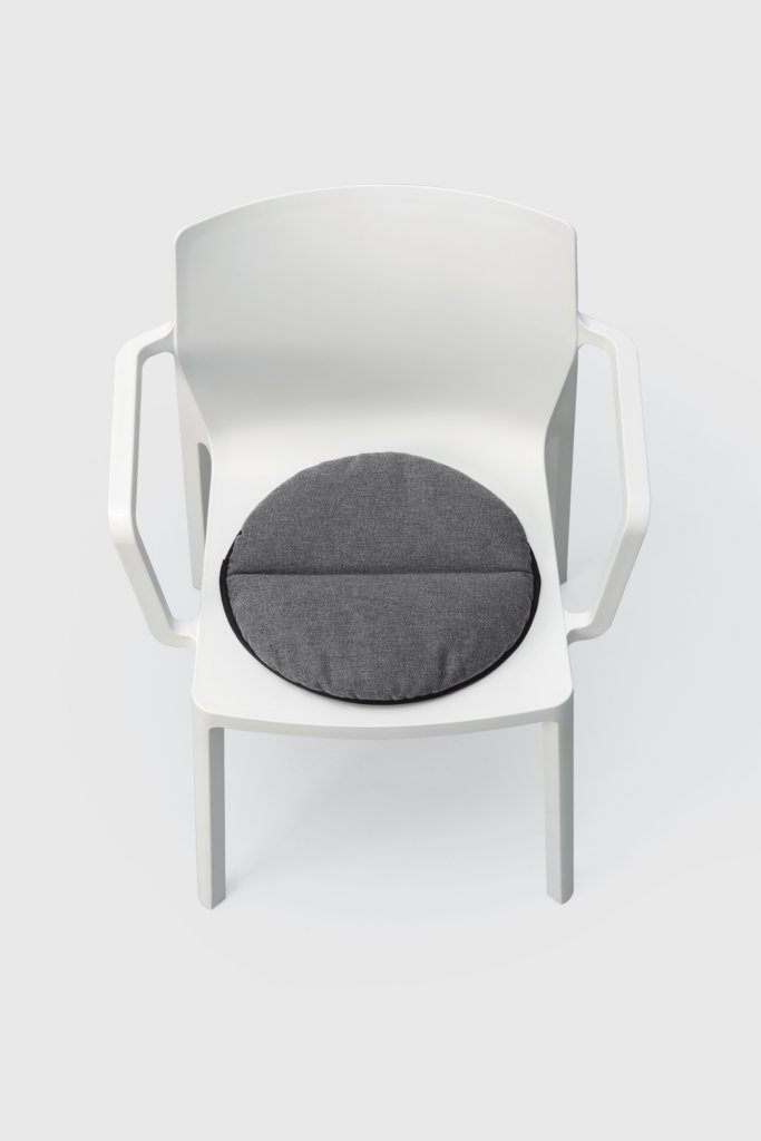 Lips Chair Cushion  from Kristalia, designed by Lucidipevere