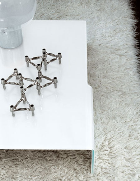 Spider Coffee table from Sovet, designed by Lievore Altherr Molina