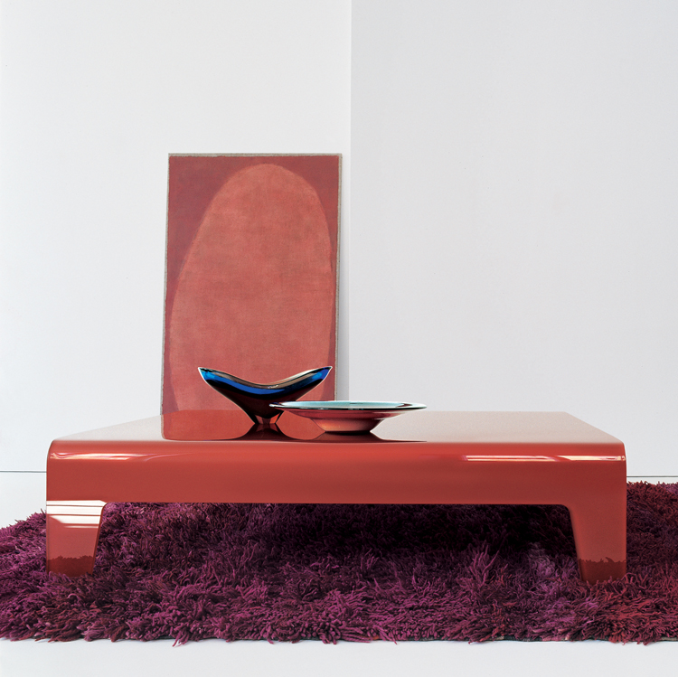 Frog coffee table from Sovet, designed by Lievore Altherr Molina