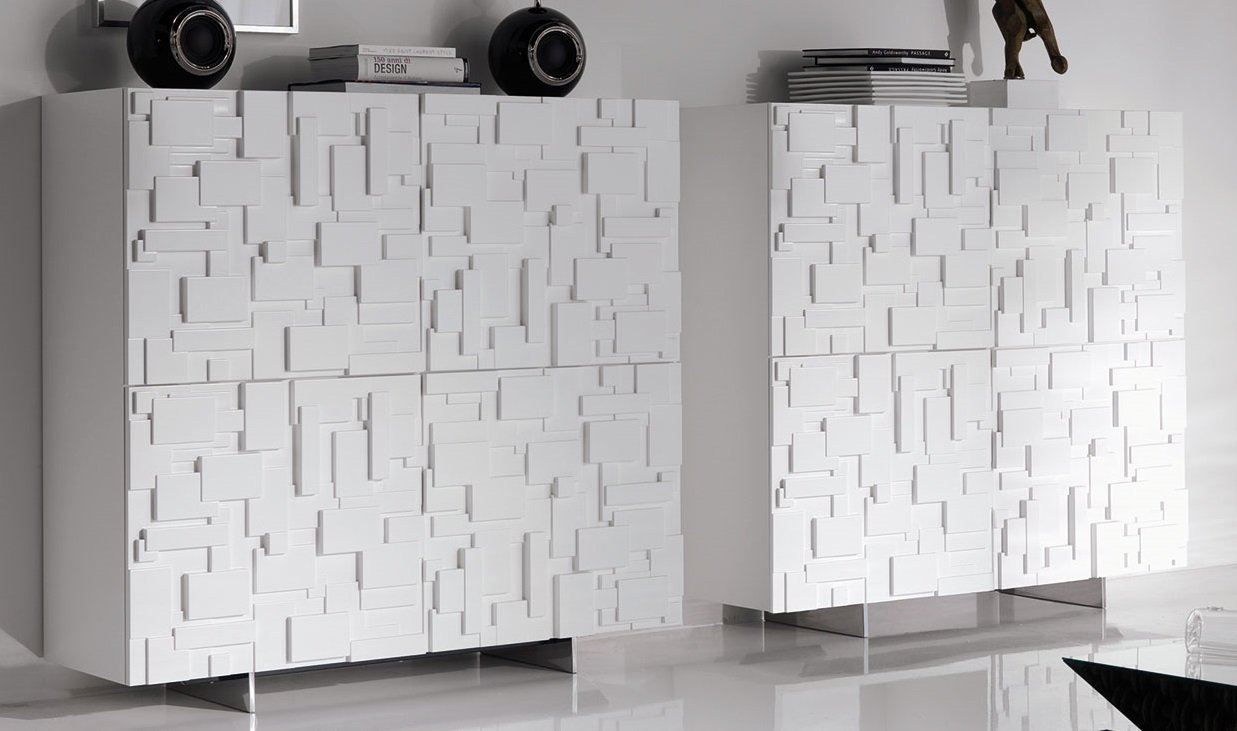 Labyrinth Sideboard, cabinet from Cattelan Italia