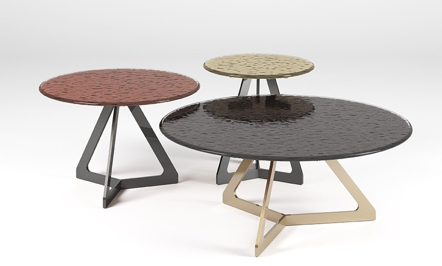 Lakes Coffee Table from Fiam