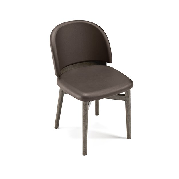 Easy Lloyd Dining Chair from Fiam, designed by Studio Klass