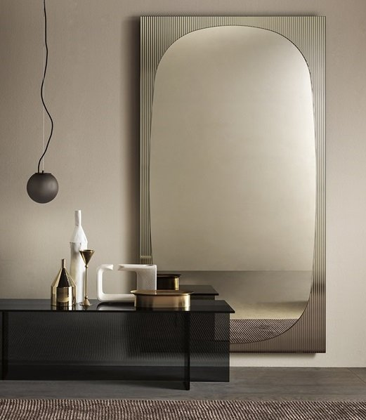Bands Mirror from Tonelli