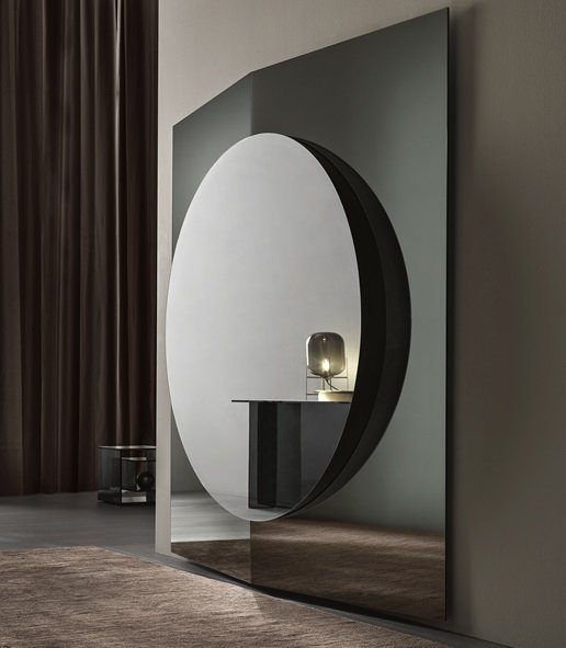Central Mirror from Tonelli