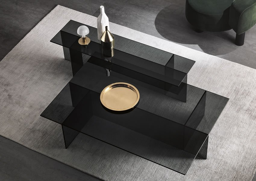 Sestante Low Table coffee from Tonelli