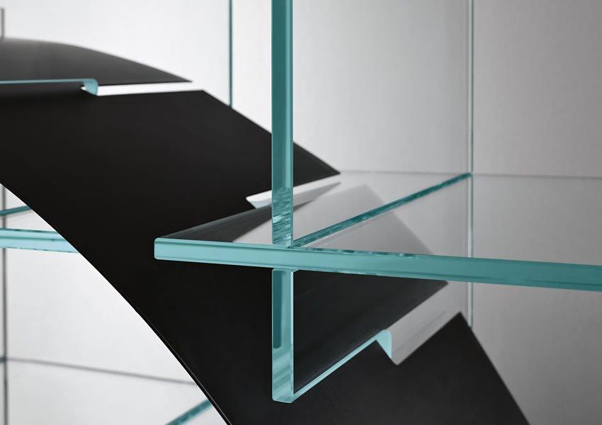 Paradigma Bookcase from Tonelli