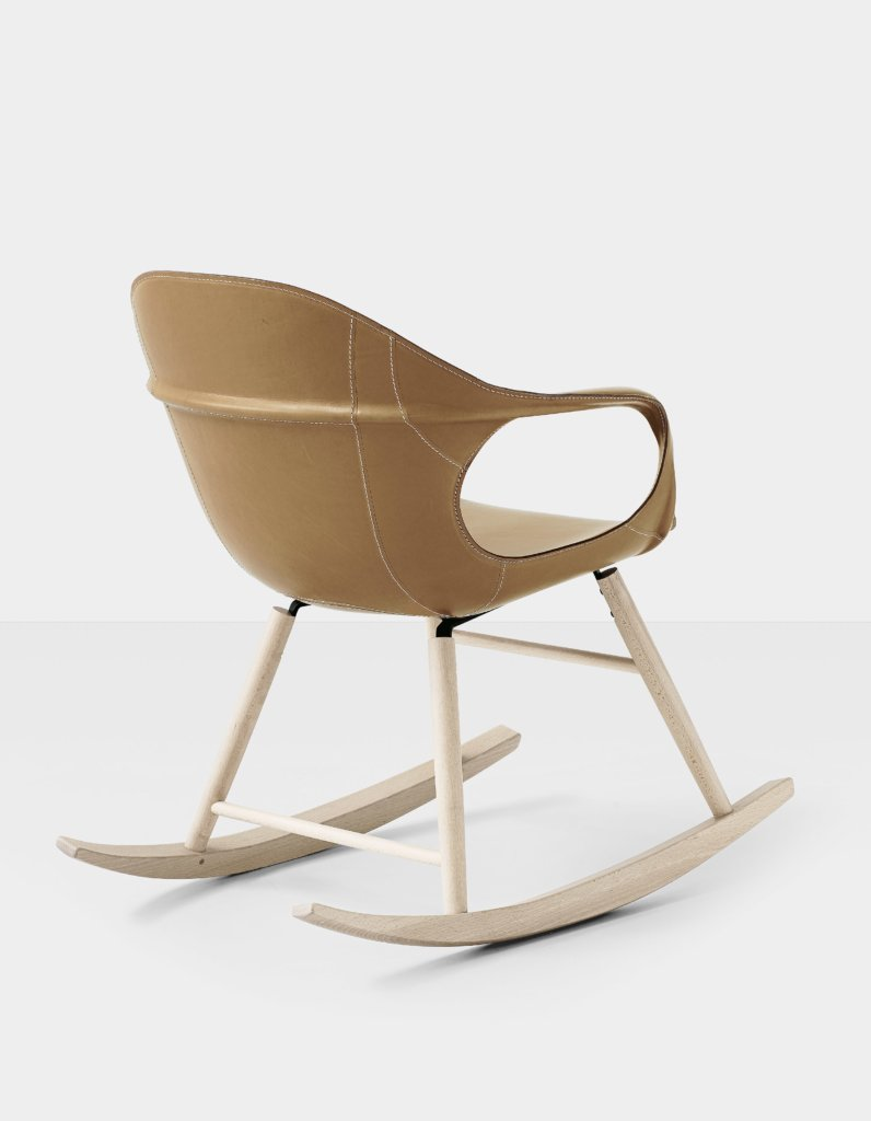 Elephant Rocking Chair lounge from Kristalia