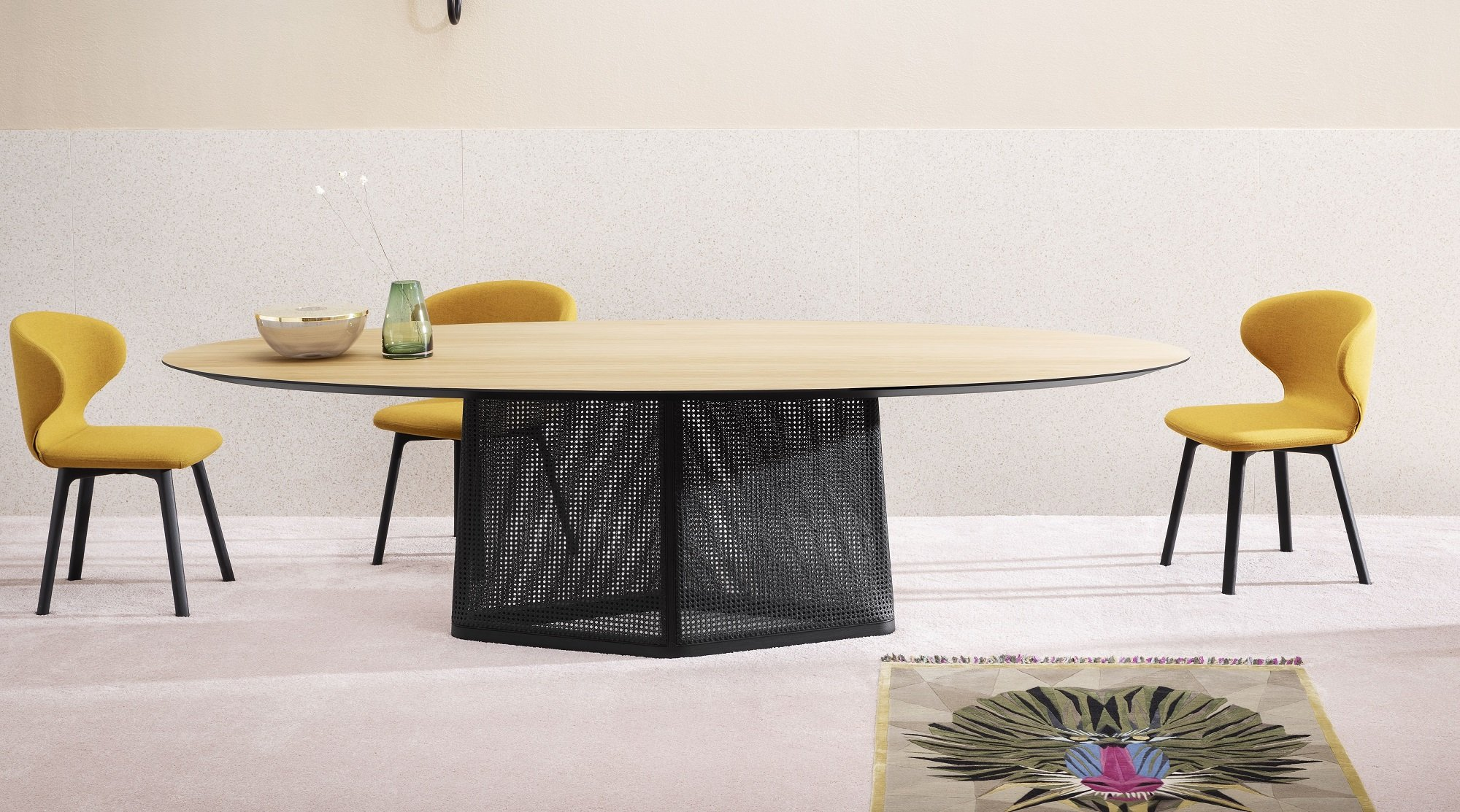 Colony Dining Table from Miniforms