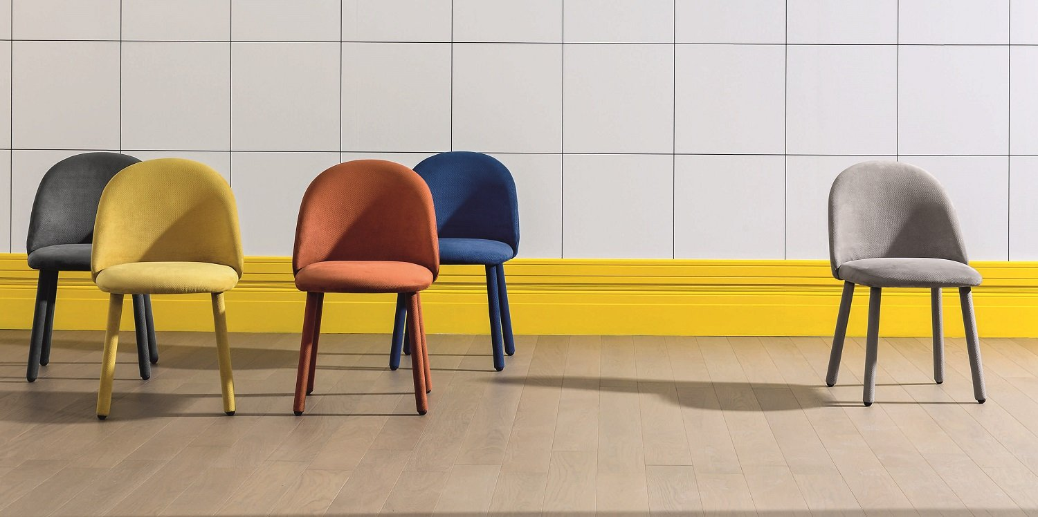 Iola Dining Chairs from Miniforms