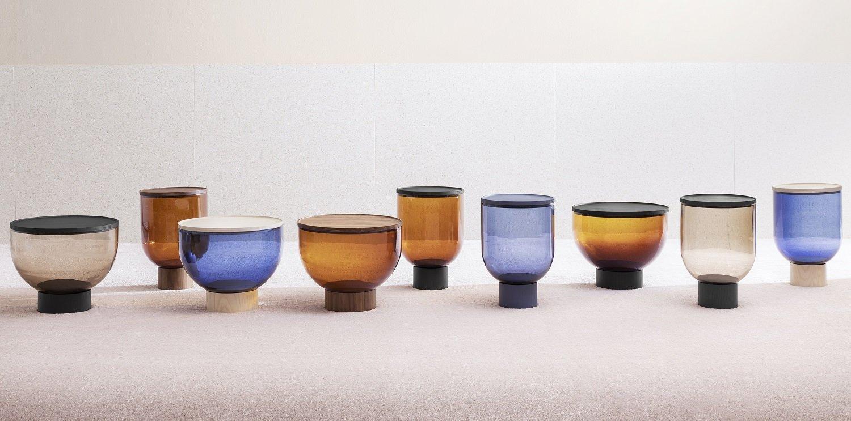 Mastea Coffee Table from Miniforms, designed by Matteo Zorzenoni