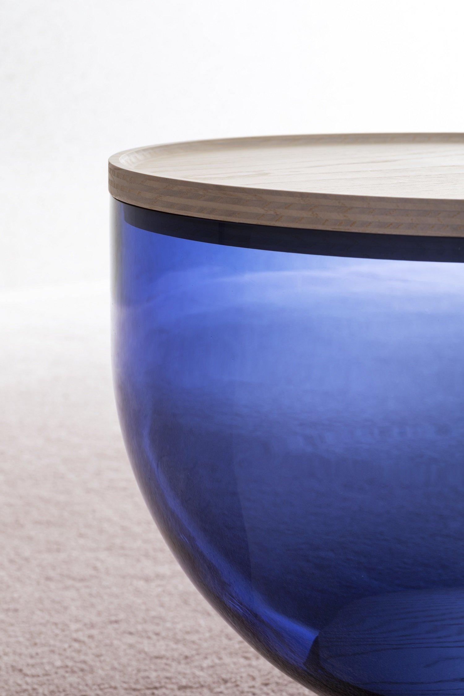 Mastea Coffee Table from Miniforms
