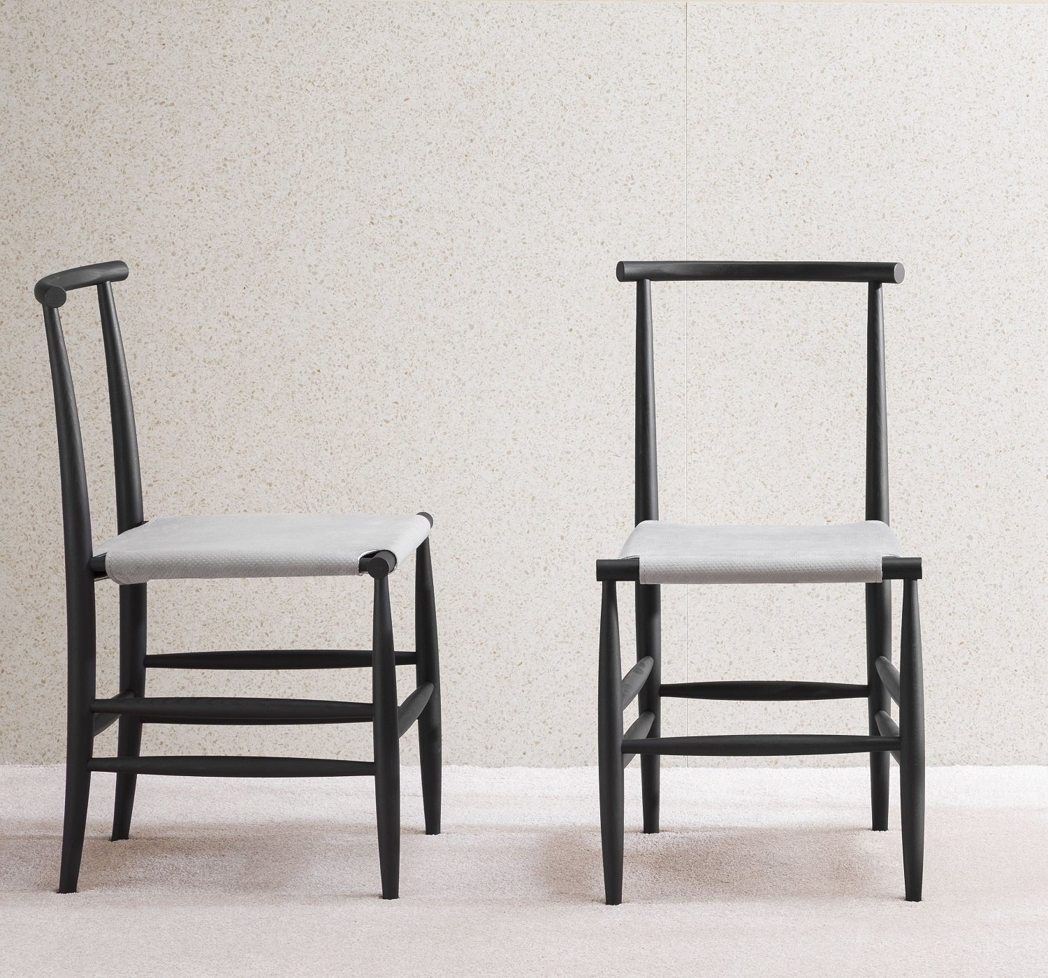 Pelleossa Chair from Miniforms, designed by Francesco Faccin