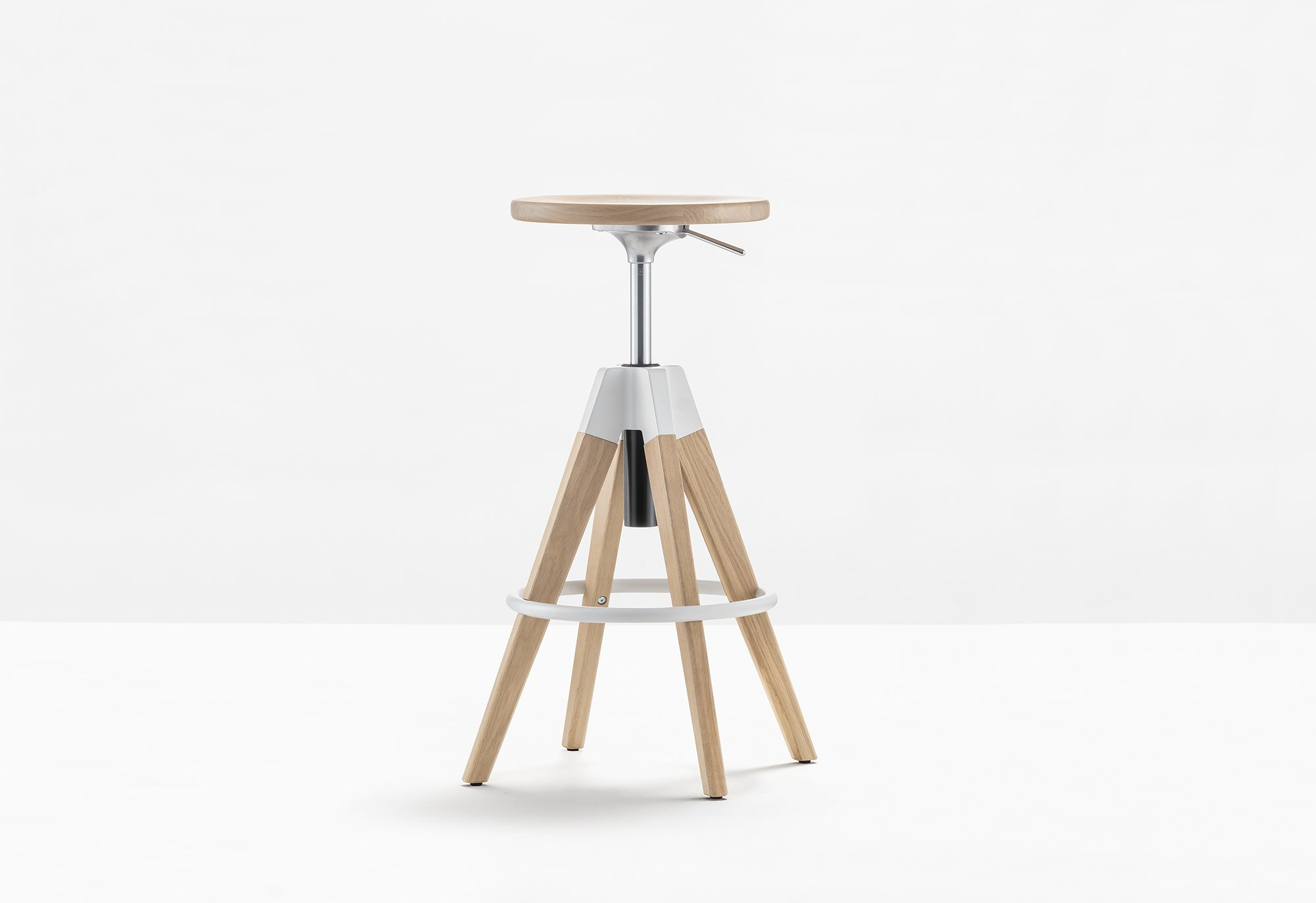 Arki Stool from Pedrali, designed by Pedrali R&D