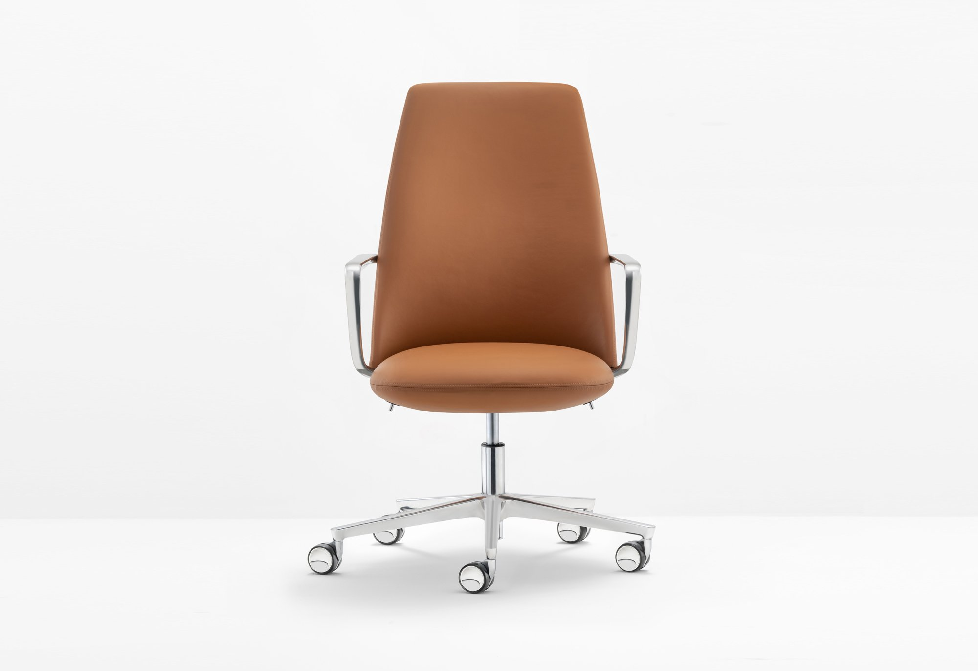 Elinor 3755 Office Chair from Pedrali, designed by Claudio Bellini