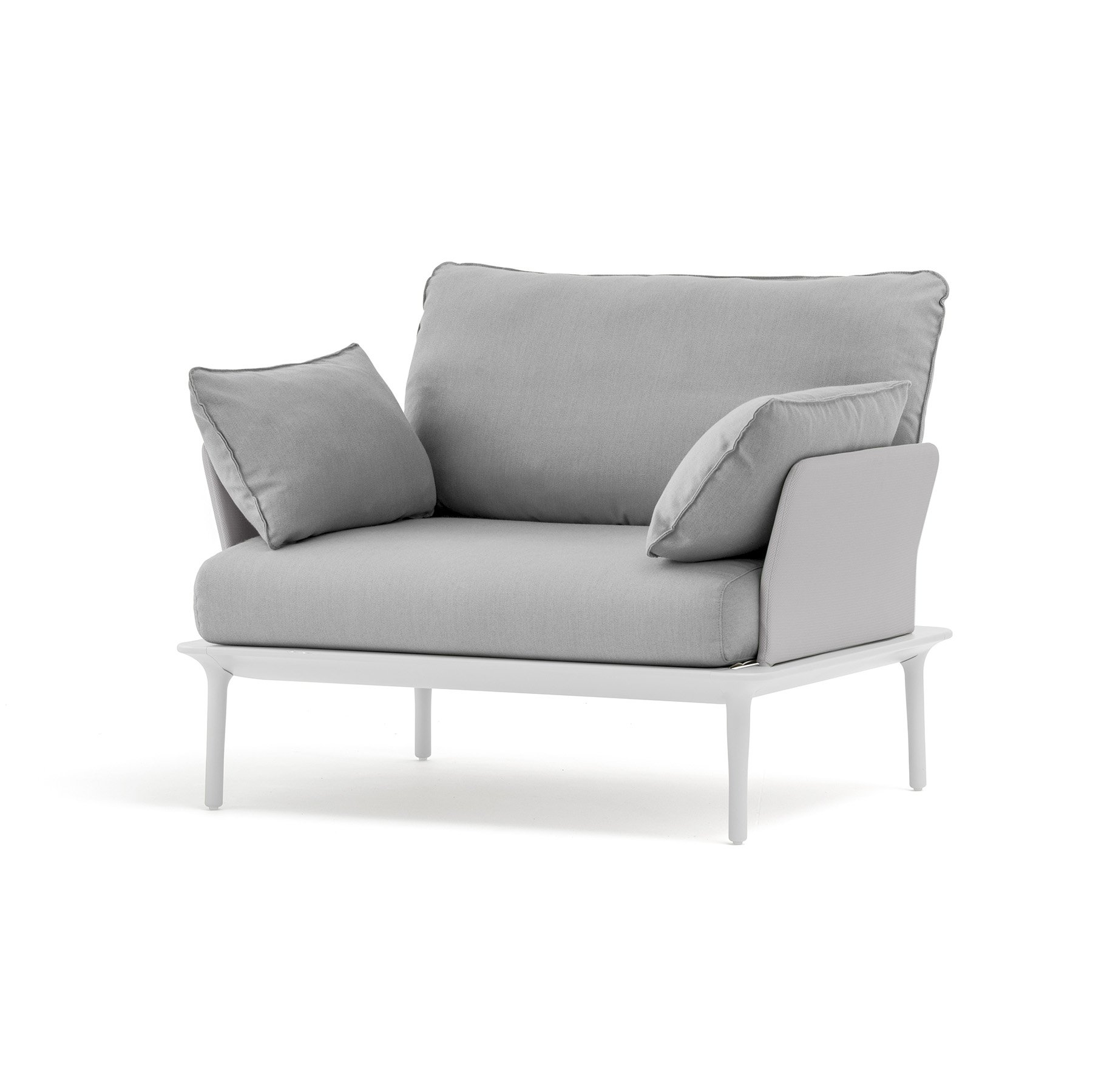 Reva Lounge Chair from Pedrali, designed by Patrick Jouin